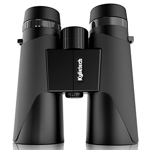 Kylietech 12x42 Binoculars For Adults With Tripod Mount