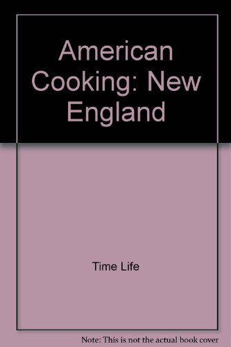 American Cooking: New England by Time Life