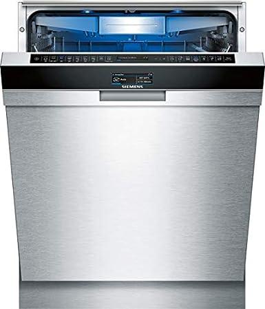 Siemens iQ700 SN478S36TE lavavajilla Bajo encimera 13 ...