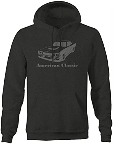 4XL Stealth American Classic Plymouth Mopar Dodge Super Bee Sweatshirt