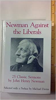 Newman Against the Liberals
