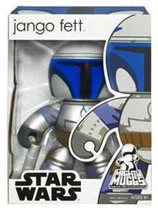 Star Wars Mighty Muggs Vinyl Figures Wave 3 Jango - Vinyl Mighty Muggs