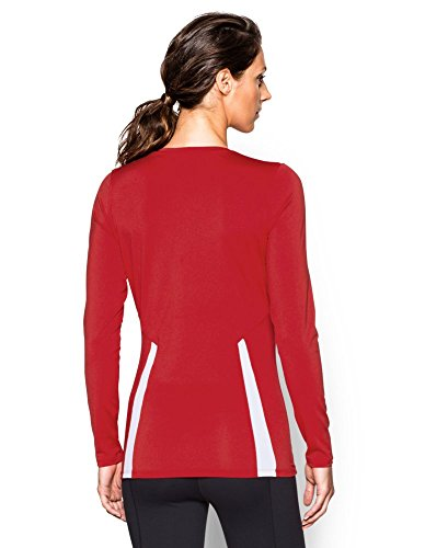 UA Power Alley Jersey LG Red
