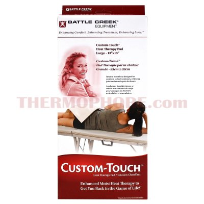 Custom Touch Heating Pad Size: Large