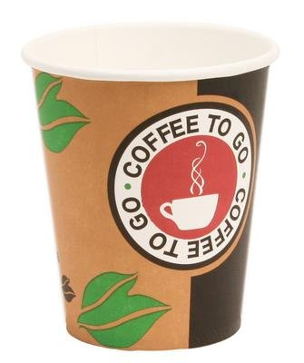 1000 Coffee to go Becher Hartpapierbecher Coffee to Go Pappbecher 0,2l