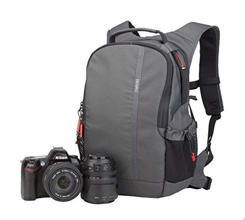 Benro Swift 100 - Zaino per fotocamera, Grigio scuro