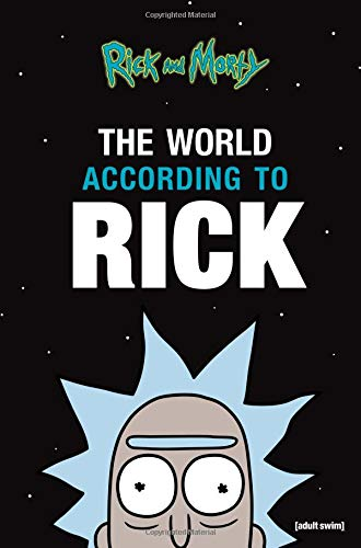 Pdf Entertainment The World According to Rick (A Rick and Morty Book)