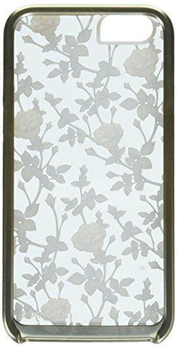"""Prodigee Show-Rosette Transparent for iPhone 6 6s 4.7"""" Schutz dünn Hülle Stück dünner dünn Case Thin Slim Protective 2 Piece dual layer Cover"""