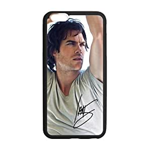 Onshop Custom Ian Somerhalder Print Phone Case Laser Technology for iphone 4 4s