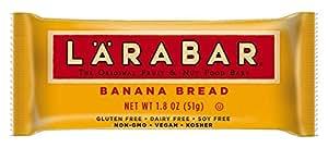 Larabar Snack Bar, Banana Bread, 16 ct