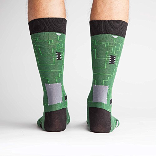 41jSd7r3BpL - Circuit Board Socks