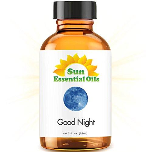 Good Night Blend Essential Sandalwood