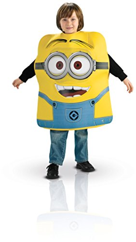 Despicable Me 2 Minion Dave Costume, -