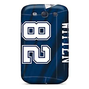 ZBn2661Rwfk Case Cover, Fashionable Galaxy S3 Case - Dallas Cowboys