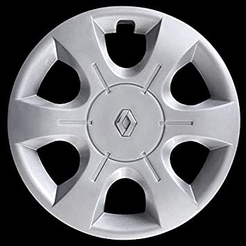 """16/"""" pulgadas rueda Adornos juego de 4 Renault Trafic Master Van 2001"""