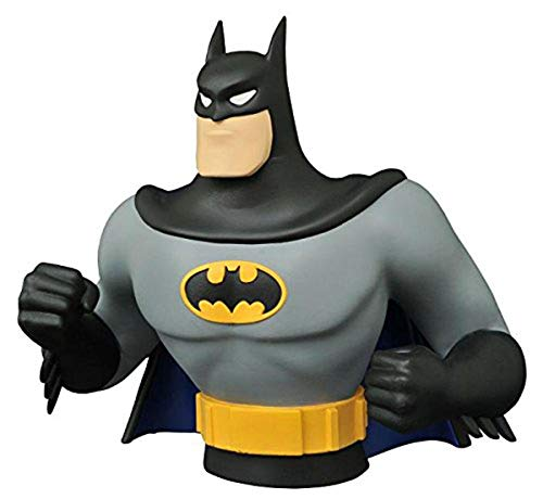 (DIAMOND SELECT TOYS Batman: The Animated Series: Vinyl Bust Bank Toy)