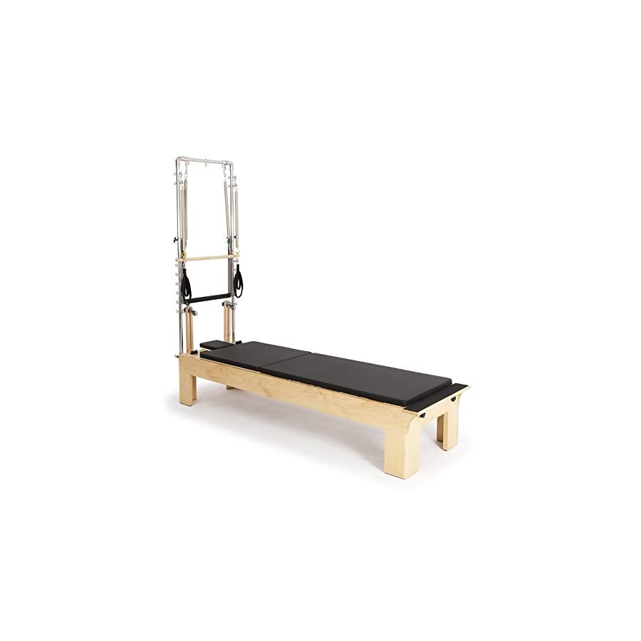 Elina Sports Pilates Wood Reformer with Tower