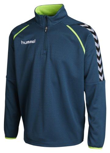 Hummel Sweatshirt Stay Authentic Poly, Legion Blue, L, 36-992-7511