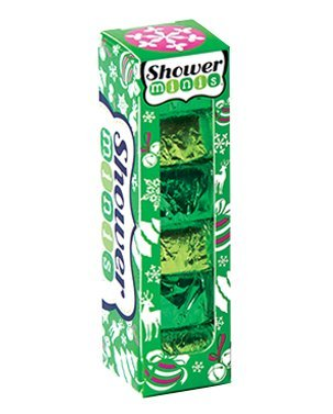Price comparison product image Hydra Aromatherapy Shower Burst Minis, 2-Pack (Holiday Green)
