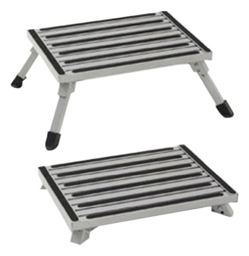 Stromberg Carlson Product PA-100 Aluminum Folding Platform Step (Folding Aluminum Step)