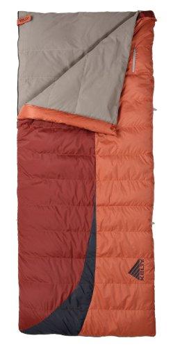 Kelty Galactic 30 Degree Down Rectangular Sleeping Bag, Regular, Outdoor Stuffs