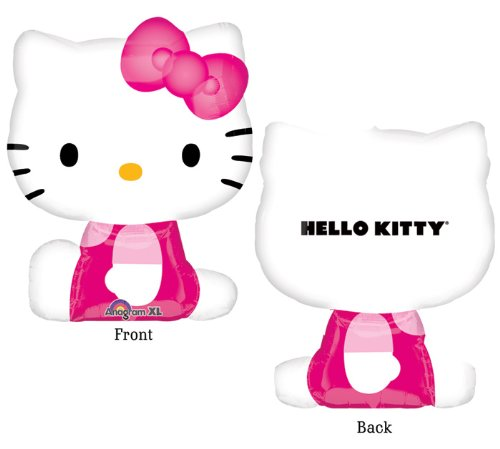 Birthday Party Set :: Ya Otta Hello Kitty Pinata bundled with Hello Kitty Party Supplies and an eBook on Kids Birthday Party Games by Ya Otta Pinata (Image #3)