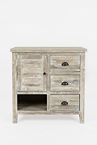 Accent Chest in Washed Gray Finish by Jofran