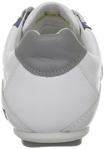 Redskins Mens Arene Trainers Blanc (Blanc Bleu Gris) buy cheap Cheapest cheap sale best place buy cheap price clearance comfortable 2xHl96u