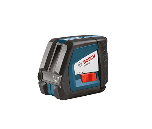 Bosch Self-Leveling Cross-Line Laser Kit GLL (Crossline Laser Level Kit)