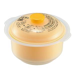 曙産業 温泉卵器 日本製 沸かしたお湯を入れるだけ 一度に4個まで温泉たまごが作れる EZ-290