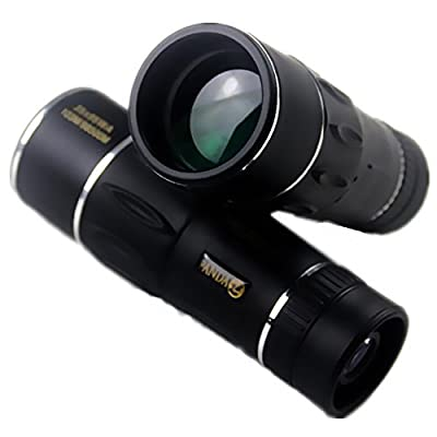 AmandaK® Panda 35x95wa Hd High-powered Wide-angle Glimmer Night Vision Monoculars