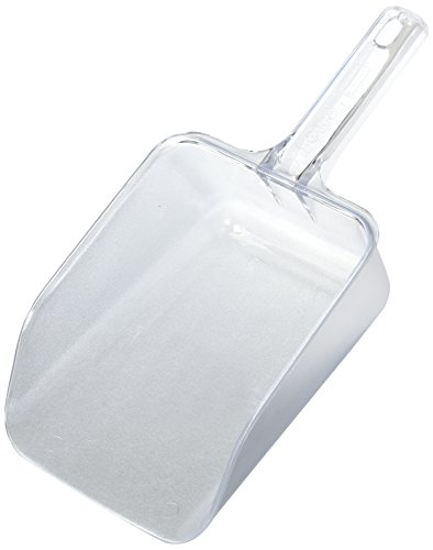 Rubbermaid Bouncer (Rubbermaid Commercial FG288600CLR 64-Ounce Clear Bouncer Utility Scoop)