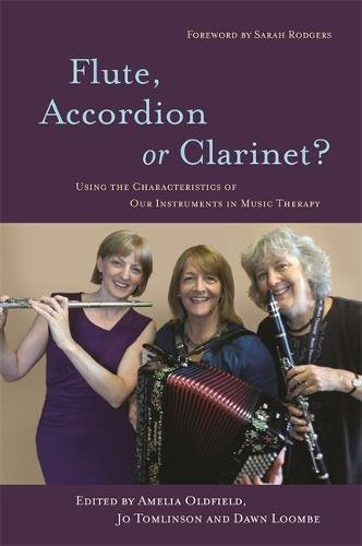 Flute, Accordion or Clarinet?: Using the Characteristics of Our Instruments in Music Psychotherapy