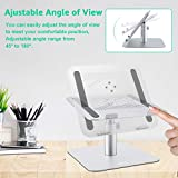 OUTAD Adjustable Laptop Stand, Multi-Angle and