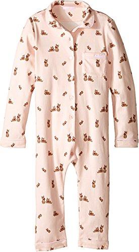 Gabbana Set - Dolce & Gabbana Kids Baby Girls' Zambia Pajama Set (Infant), Light Pink Print, 12-18 Months