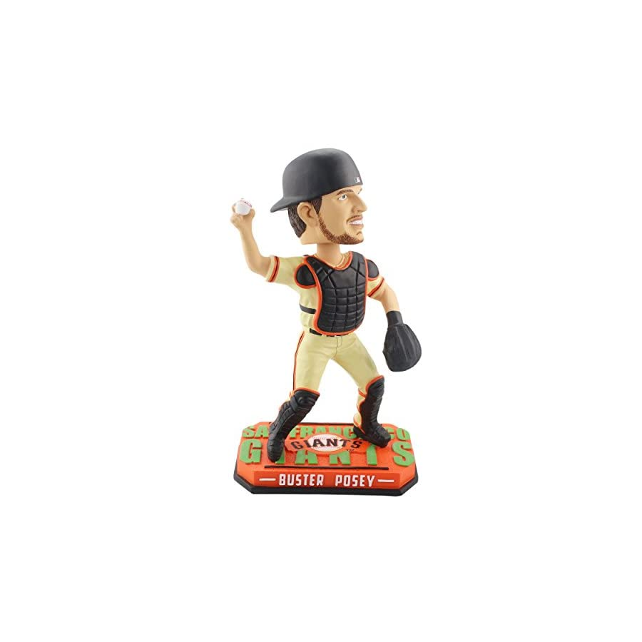 Buster Posey San Francisco Giants Glow in the Dark Bobblehead MLB