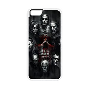 Generic for iPhone 6 4.7 Inch Cell Phone Case White Sons of Anarchy Custom Theme GLKAGKADG2249