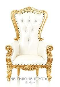 Amazon Com Mini Tiffany Birthday Throne Chair For