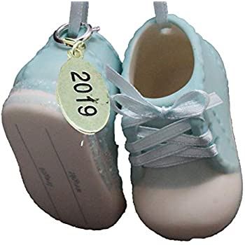 Amazon.com: MIDWEST-CBK Baby Boy Shoes Ornament: Baby