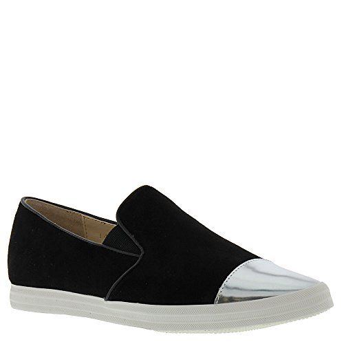 ALL BLACK PT Metallic Toe Women's Slip On 40 M EU Black