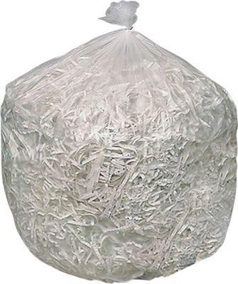 Brighton Professional High Density Heavy Strength Trash Bags, Clear, 60 Gallon, 200 Bags/Box