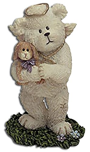 Boyds Lil' Wings Bunnyluv 24161 Bear with Bunny