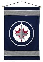 NHL Sidelines Wall Hanging NHL Team: Winnipeg Jets