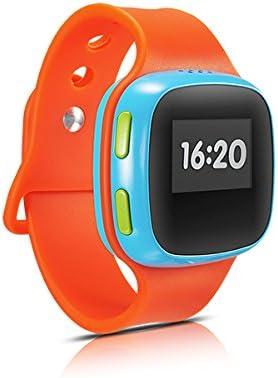 Alcatel Move Time - Reloj para niños SW10, Naranja