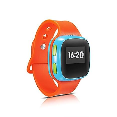Alcatel Move Time - Reloj para niños SW10, Naranja: Amazon.es ...
