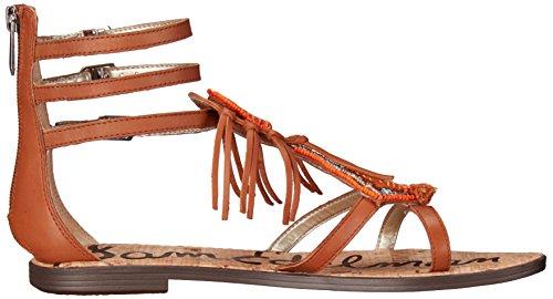 Sam Edelman Genesee de la mujer sandalias de gladiador Saddle