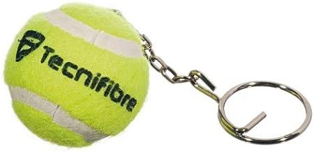 Tecnifibre - Llavero de pelota de tenis