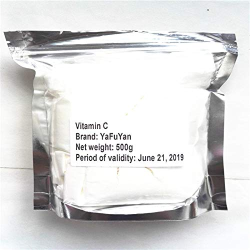 500 gram real pure Vitamin C anti freckle treatment removal age spot skin lightening fade freckle removing pigment