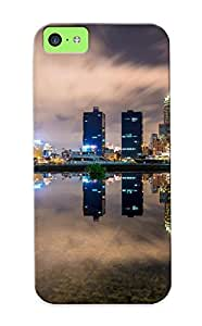 New Design On Anafjx-972-geooizi Case Cover For Iphone 5c / Best Case For Christmas's Gift Kimberly Kurzendoerfer