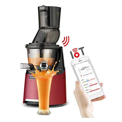 Kuvings Motiv1 HealthFriend IoT 240 Watt Smart Cold Press Whole Slow Juicer